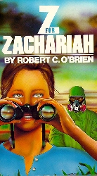 Z for Zachariah Characters